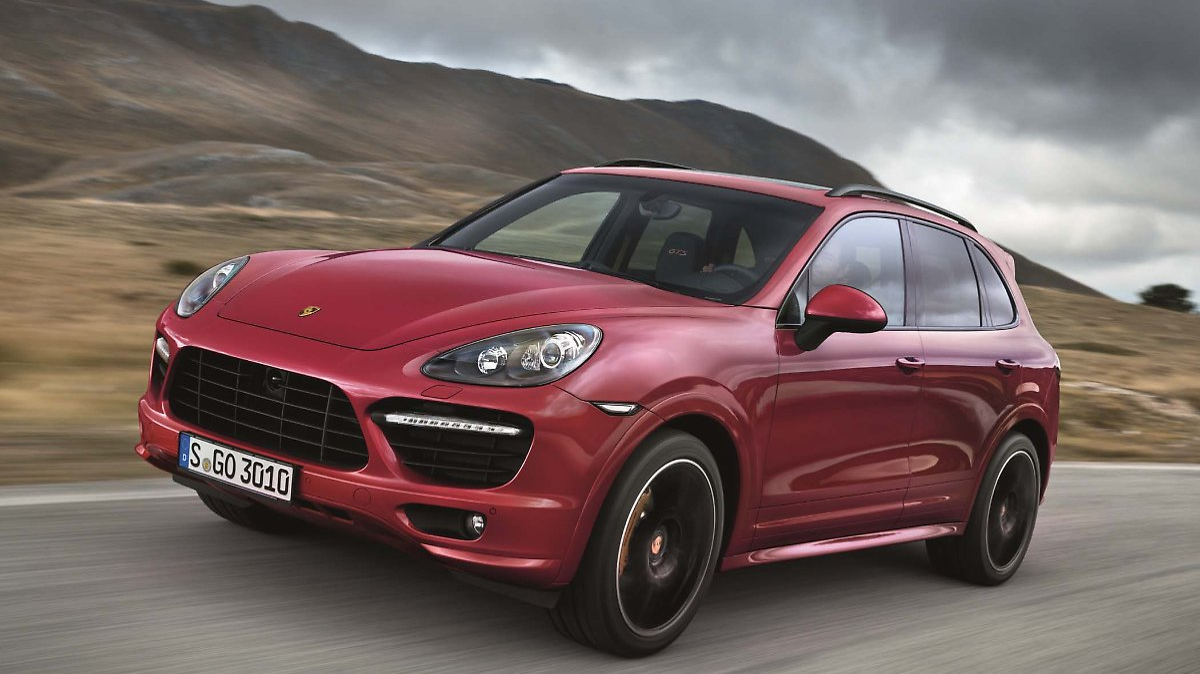 Porsche Cayenne überzeugt als Gebrauchter