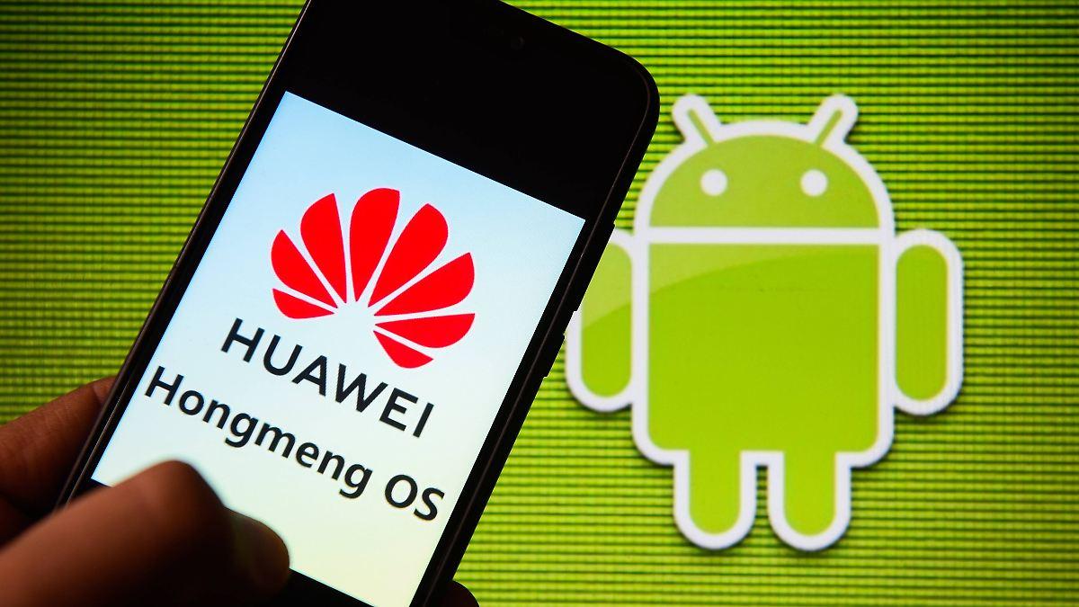 Huawei stellt Android-Alternative vor