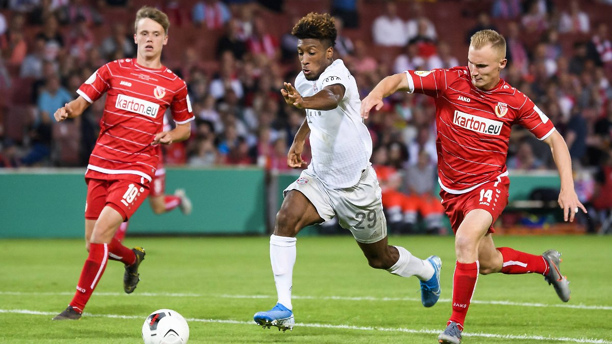 FC Bayern beherrscht sein Handwerk