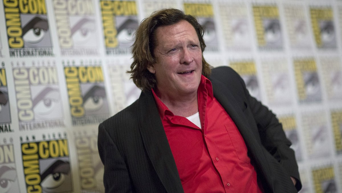 Tarantino-Star Michael Madsen fährt ein
