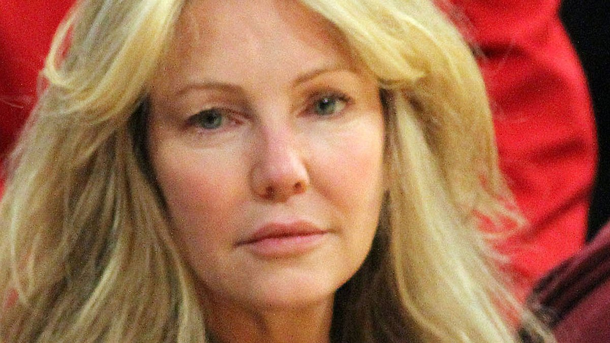 Heather Locklear muss in Entzugsklinik