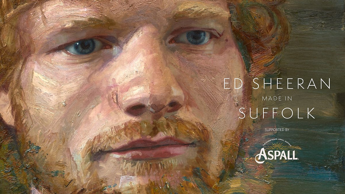 Ausstellung zeigt Leben von Ed Sheeran