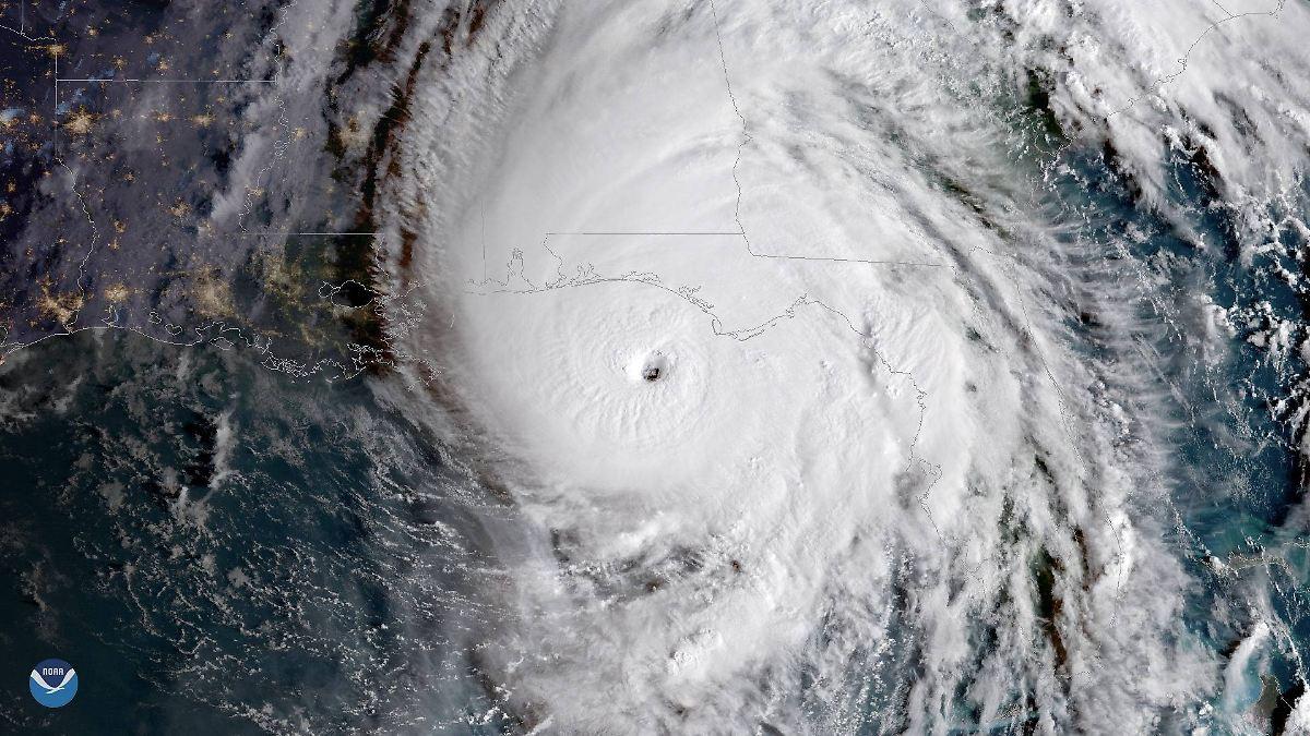 Kann man die Energie von Hurrikans nutzen?