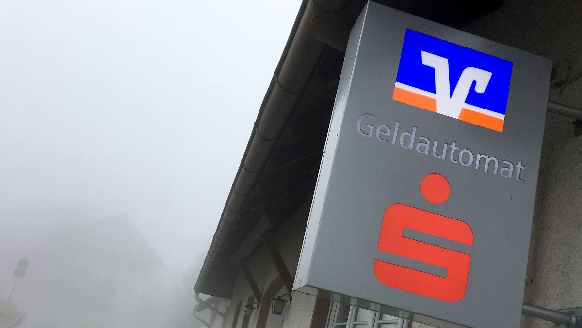 Volksbank und Sparkasse fusionieren Filialen