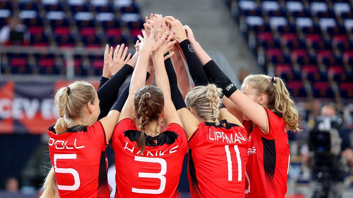 DVV-Frauen wollen nächstes Sensationsspiel