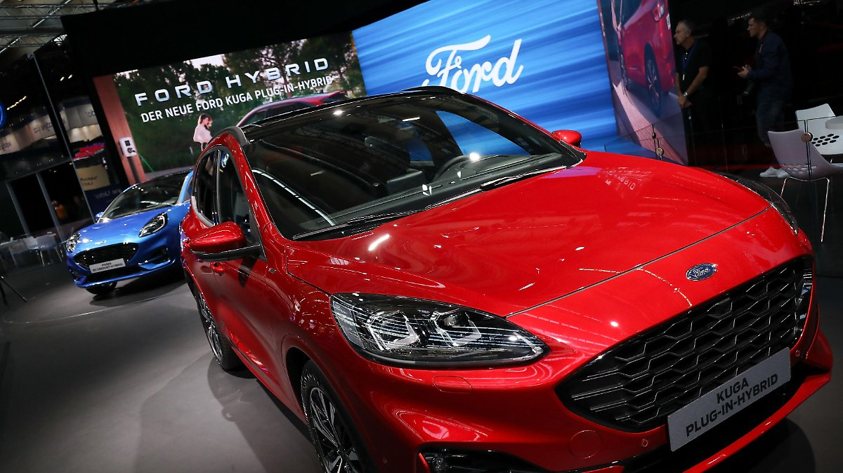 Ford hält an Europa fest
