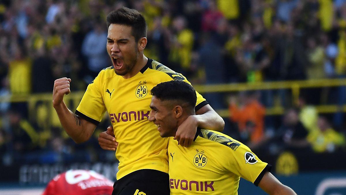 Galliger BVB überrennt Bayer Leverkusen
