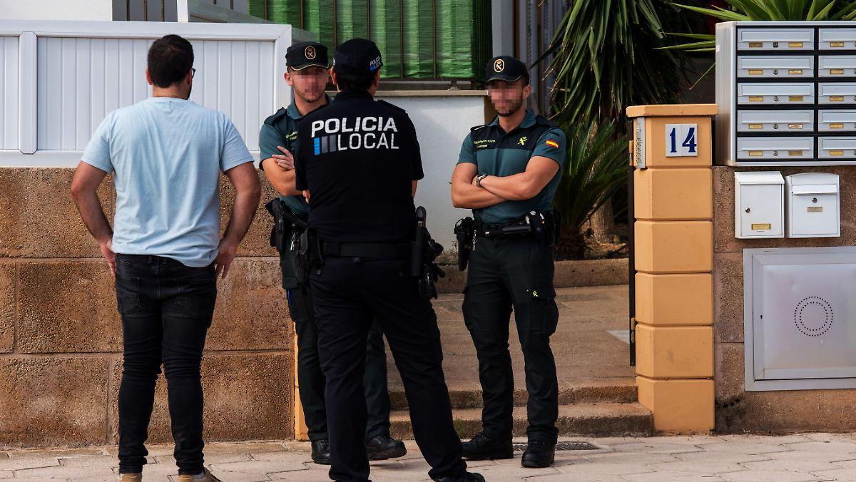 Deutsche auf Mallorca erstochen