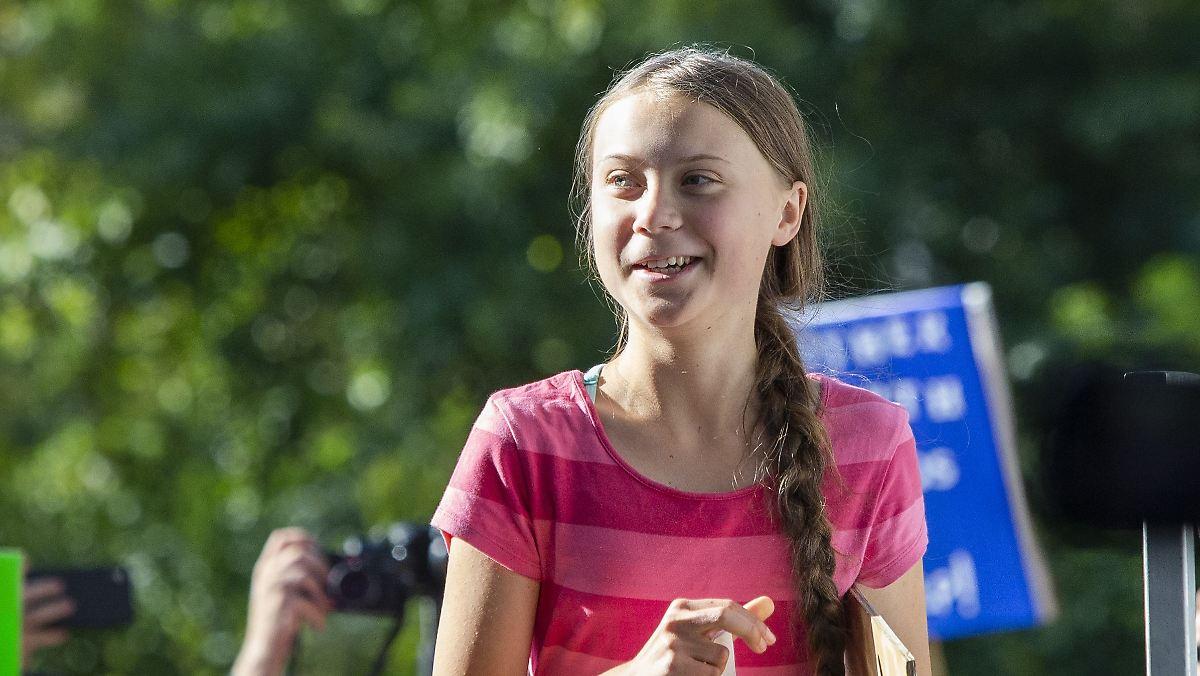 Greta Thunberg rechnet mit ihren Gegnern ab