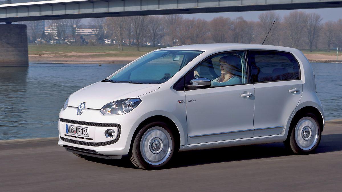 VW Up - ausgefuchster als der Vorgänger