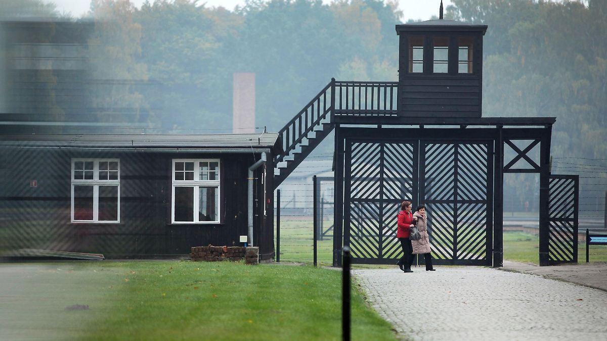 Staatsanwaltschaft ermittelt gegen KZ-Schreibkraft