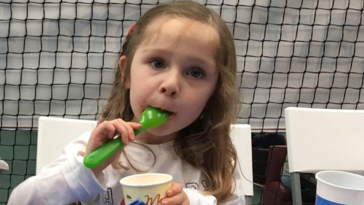 Vater überrascht autistische Tochter