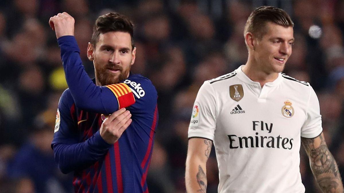 """Clásico"" Barça-Real wird verschoben"