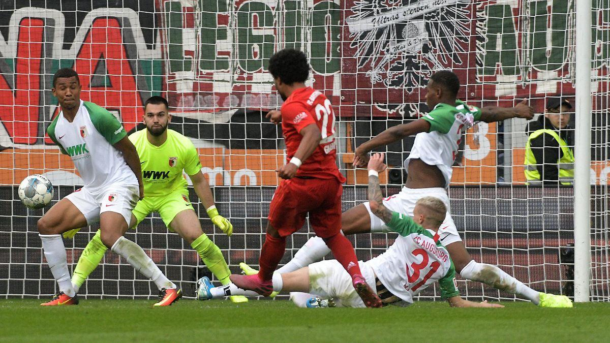 Finnbogason schockt den FC Bayern spät