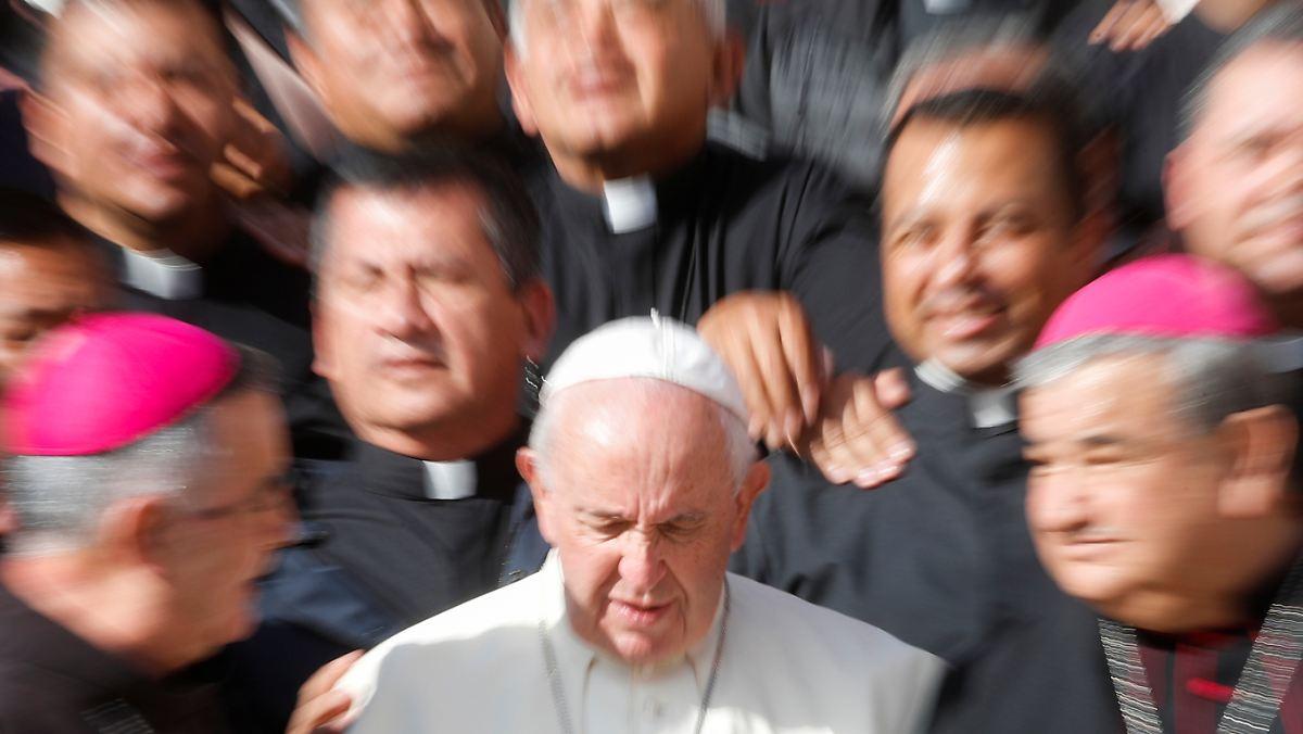 Vatikan steuert auf Finanzcrash zu