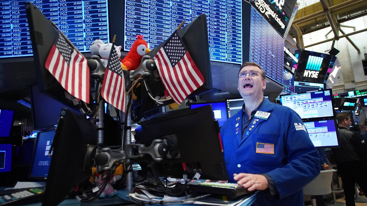 Arbeitsdaten versetzen Anleger in Kauflaune