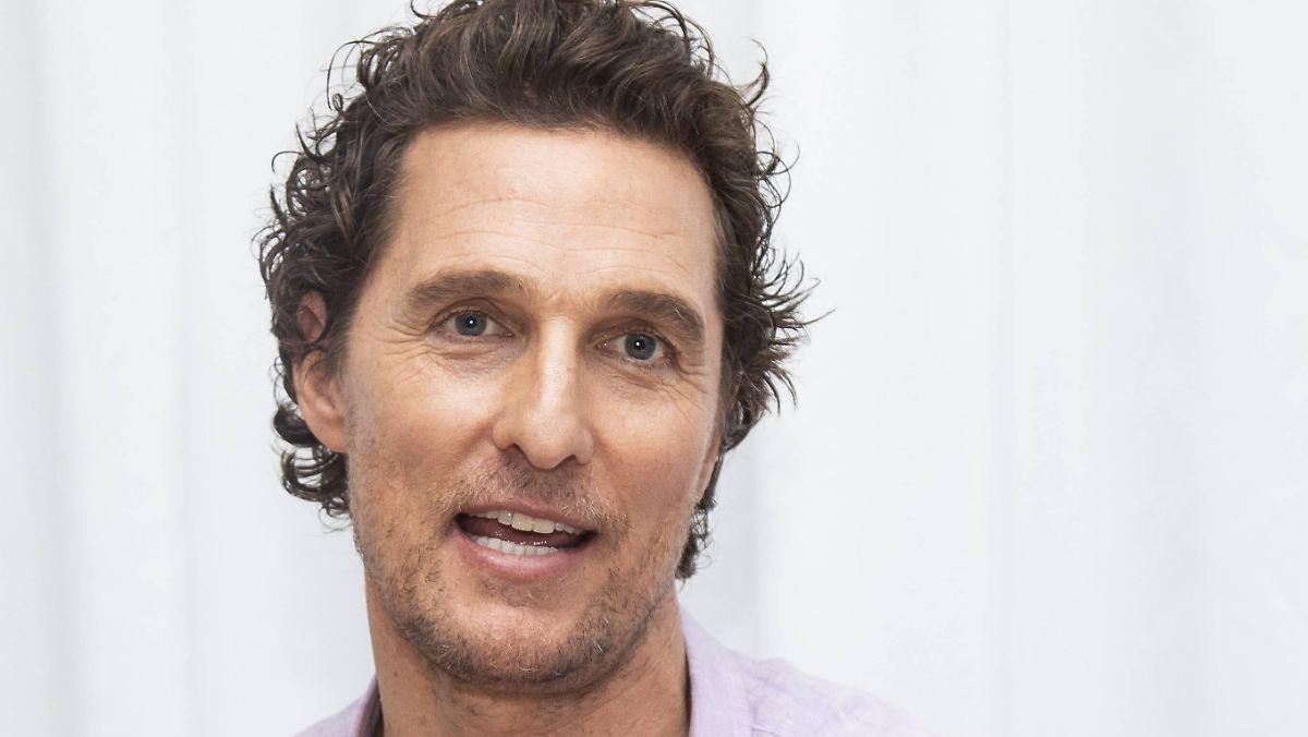 Matthew McConaughey hat die Kurve gekriegt