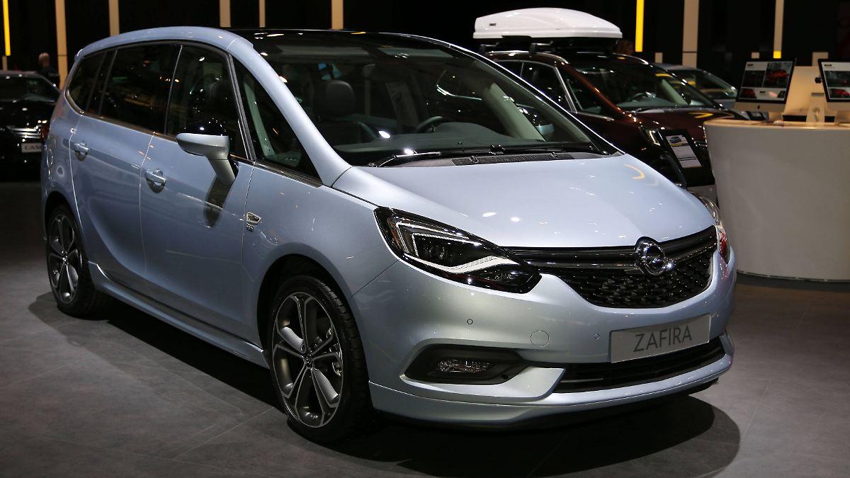 Opel muss drei Diesel-Modelle zurückrufen