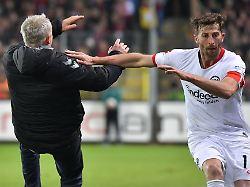 DFB setzt Zeichen mit Sperre: Eintracht-Rambo Abraham erhält keine Gnade
