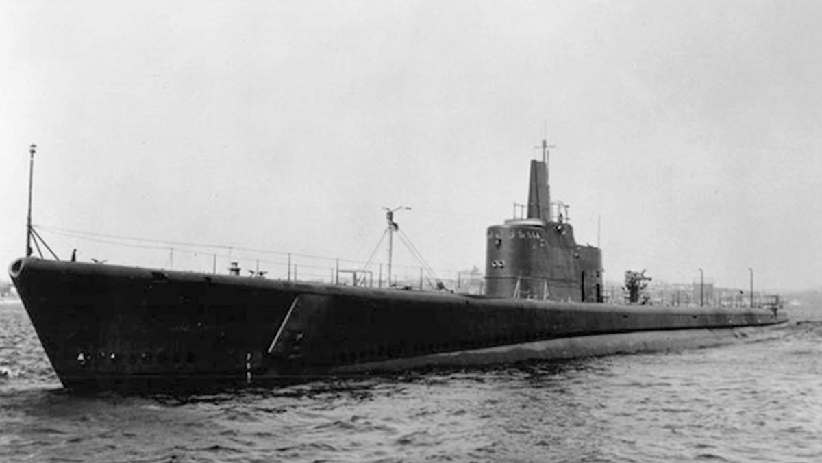 Verschwundenes U-Boot vor Japan entdeckt