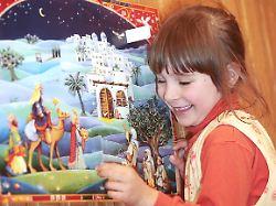 Spaß in der Weihnachtszeit: Kinder lieben diese Adventskalender