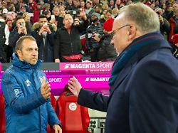 """""""Vertrauen"""" für Bayern-Coach: Flick bleibt mindestens bis Weihnachten"""