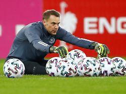 Ter Stegen in der Warteschleife?: Neuer lässt DFB-Zukunft nach EM offen