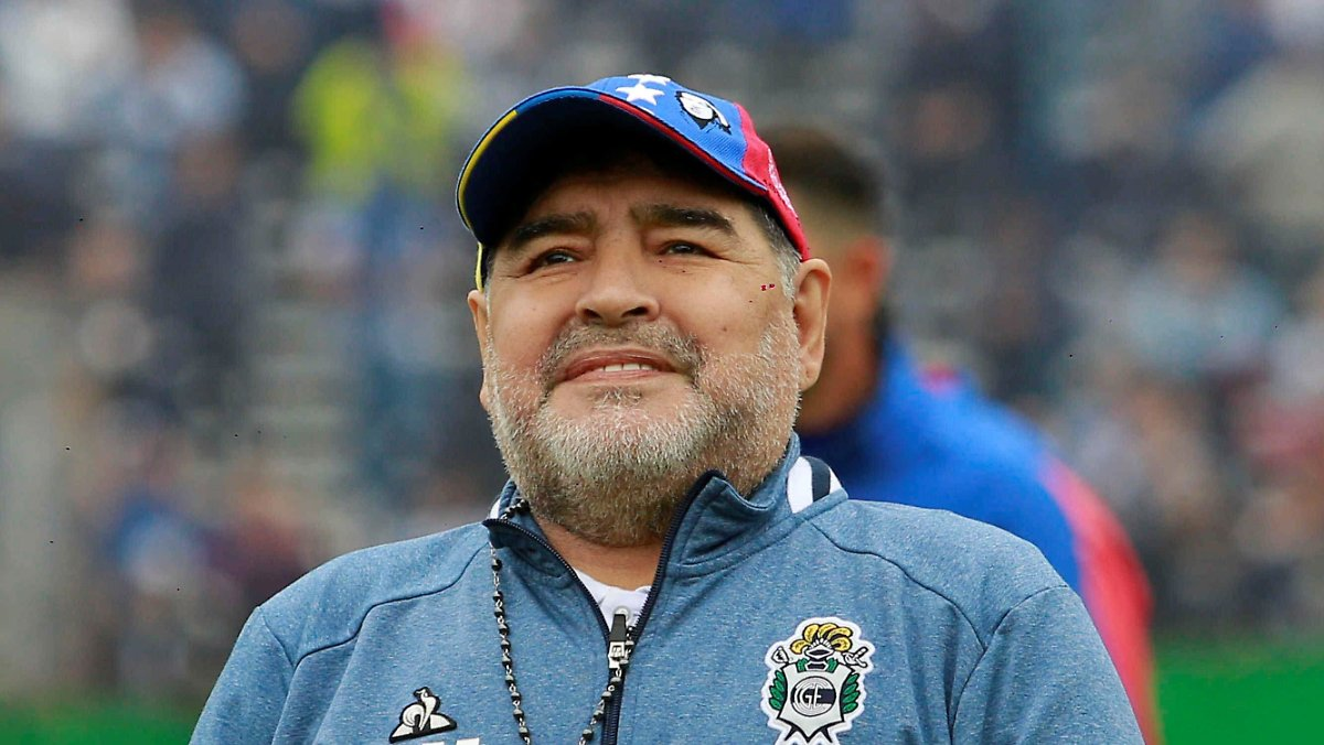 Maradona erklärt Rücktritt vom Rücktritt