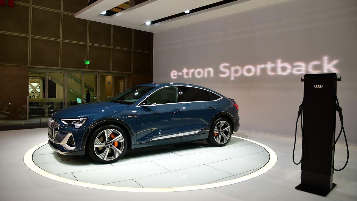 L.A. Auto Show - V8- und Elektro-Wahn
