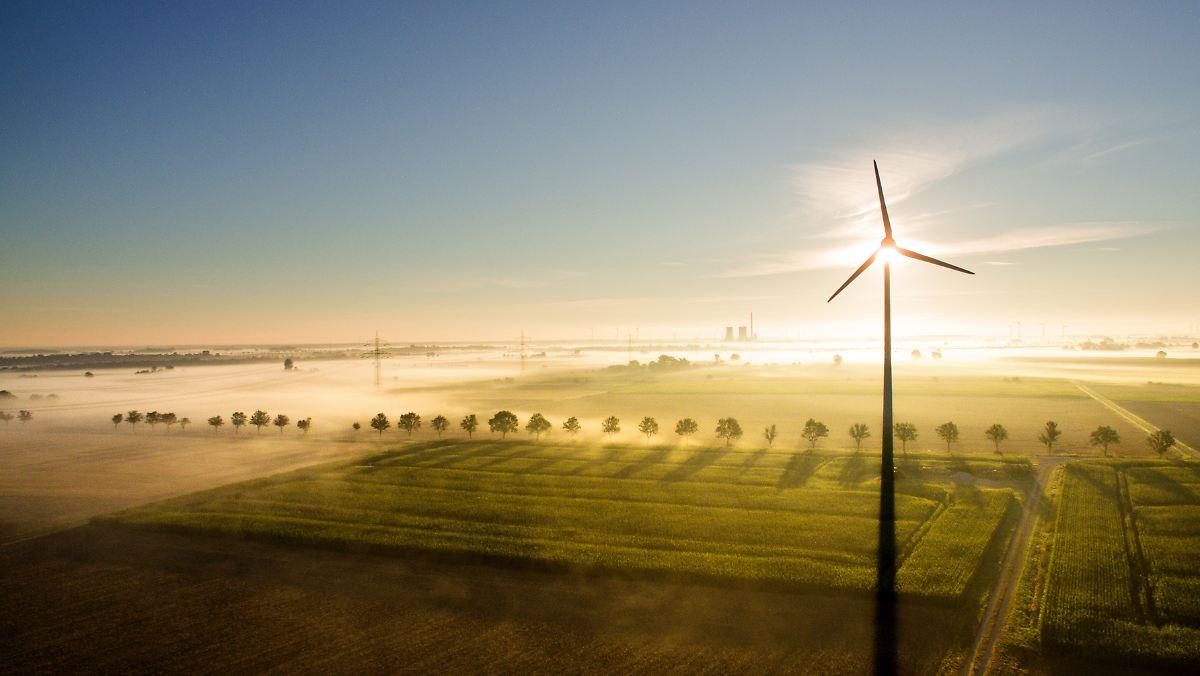 Windräder könnten alle Haushalte abdecken