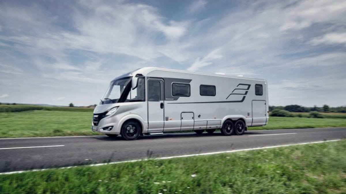 Fünf Reisemobil-Neuheiten 2020