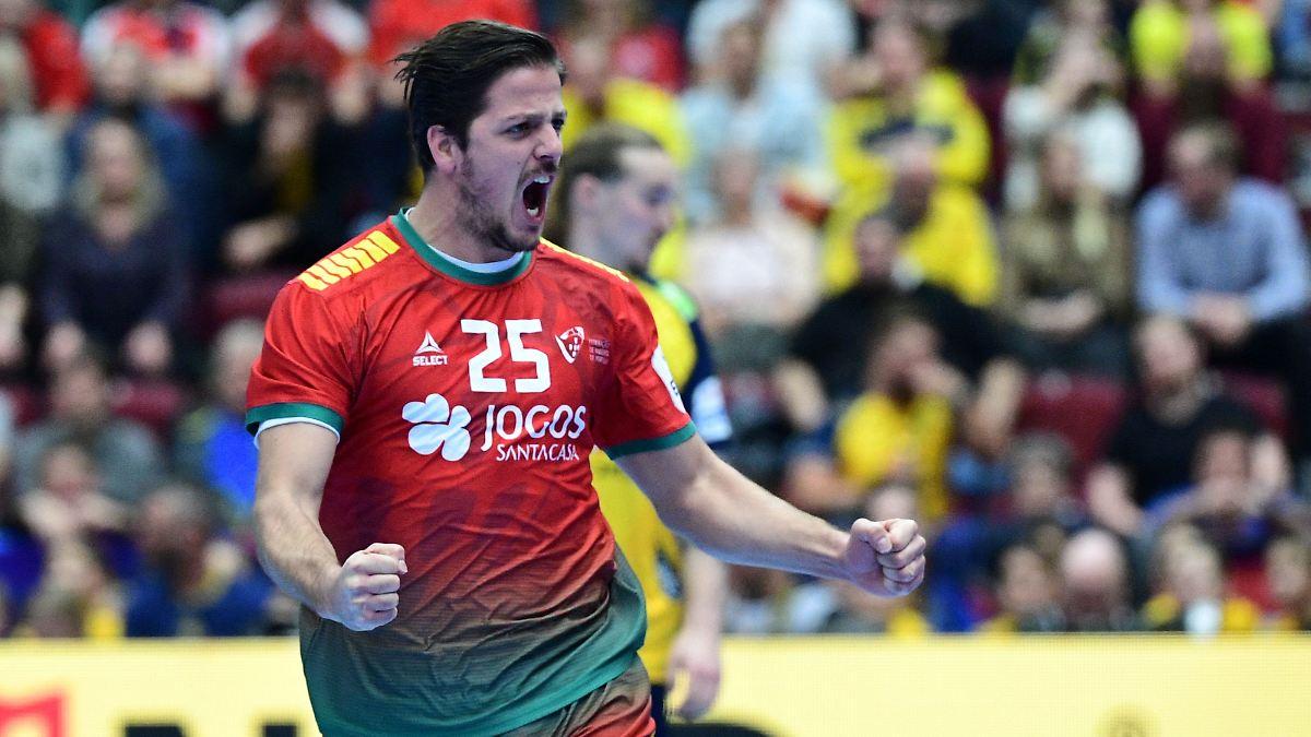 Portugals Handballer blamieren Schweden