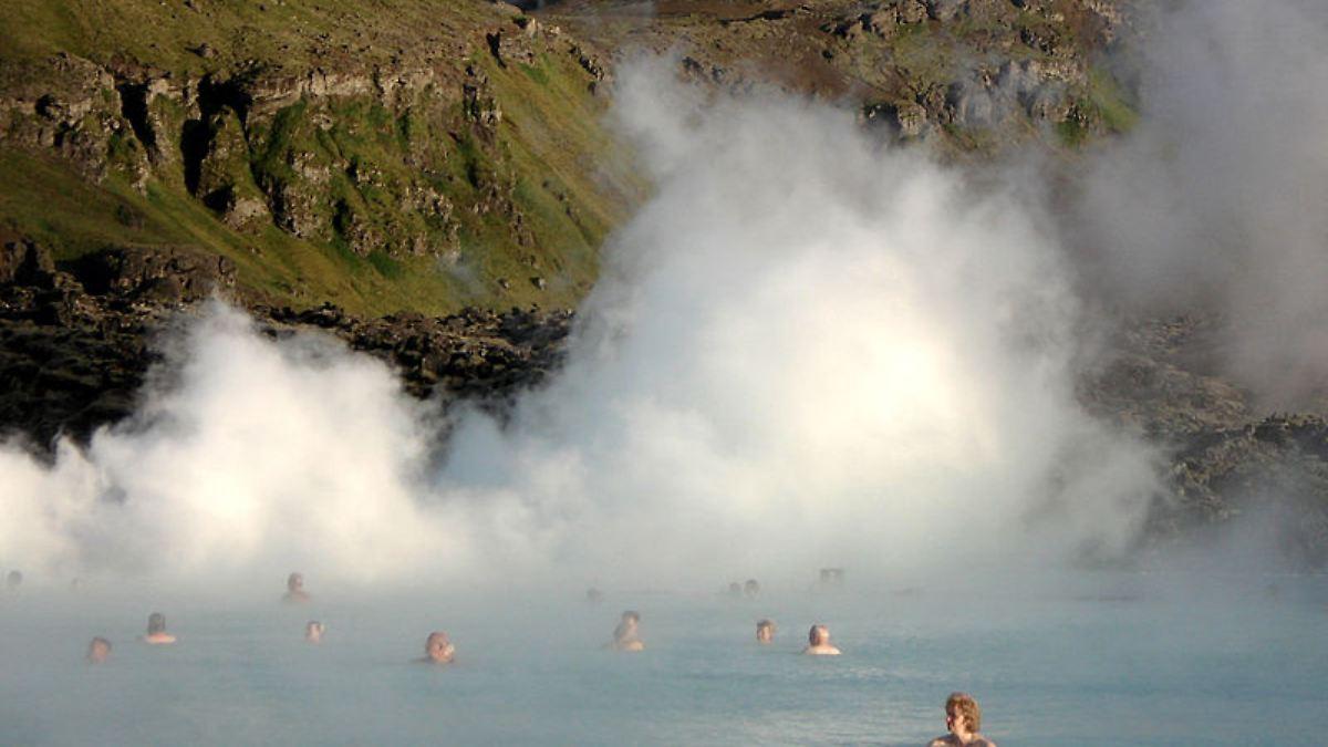 Vulkan in Island steht wohl vor Ausbruch