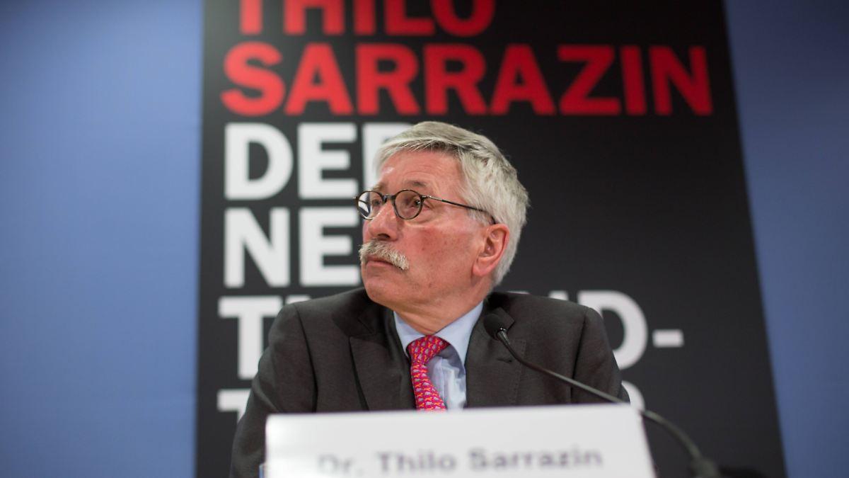 Sarrazin: SPD droht zur Sekte zur werden