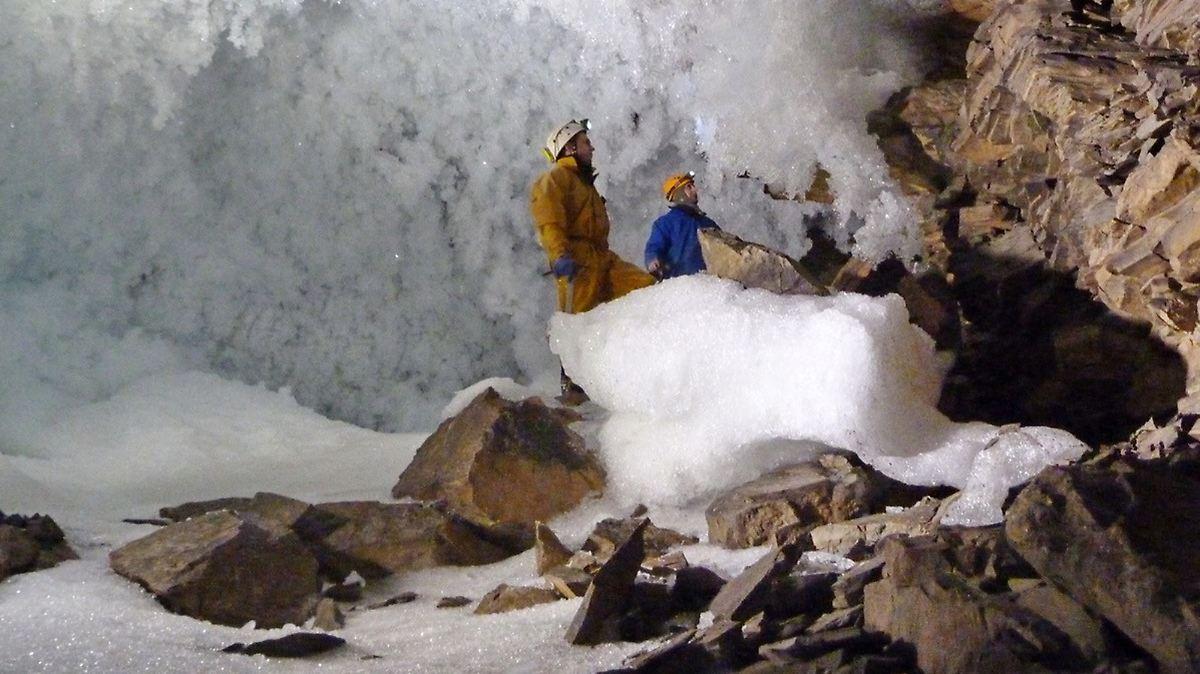 Sibiriens CO2-Zeitbombe tickt rasant