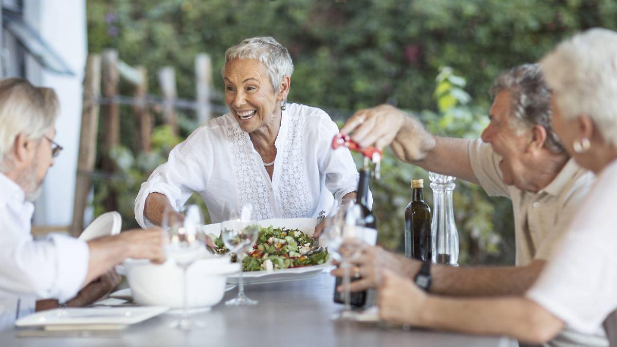 Kann mediterrane Kost das Altern aufhalten?