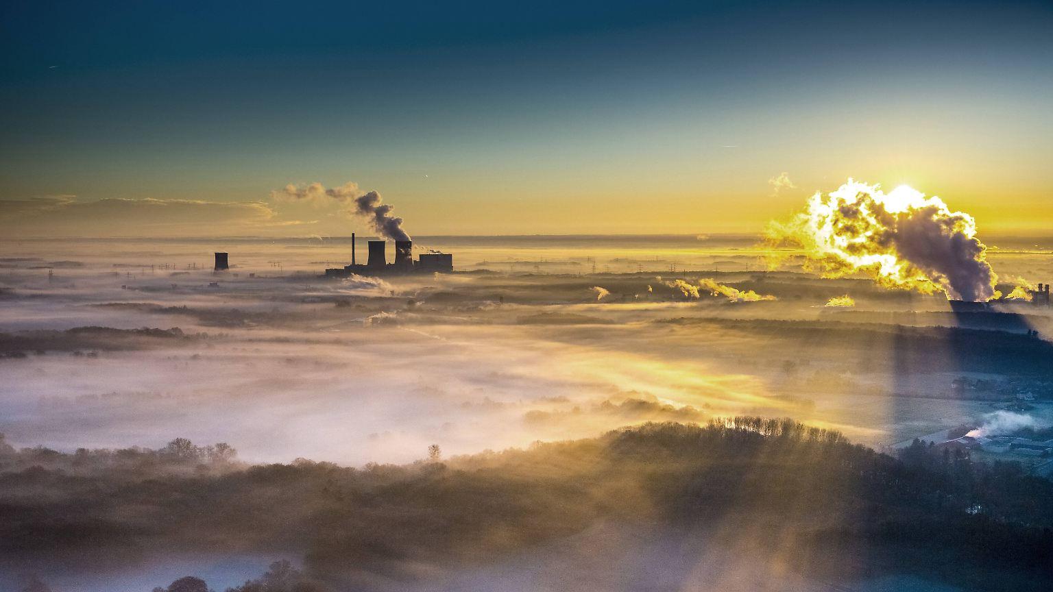 """Drohende """"De-Industrialisierung"""": CDU-Wirtschaftsrat will Klimaziele kippen - n-tv.de"""