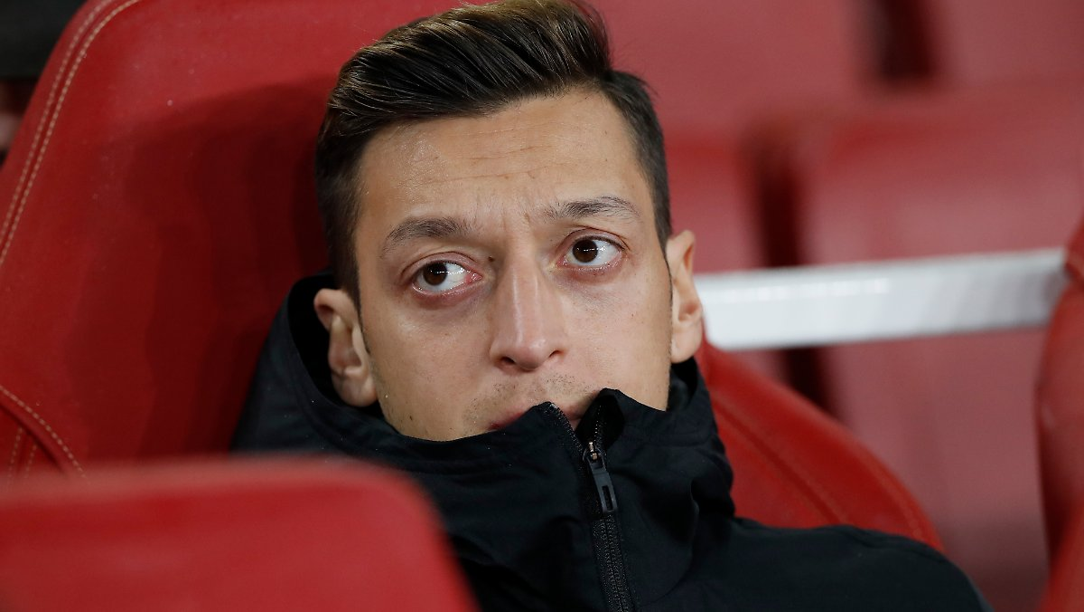 Mesut Özil ist Vater