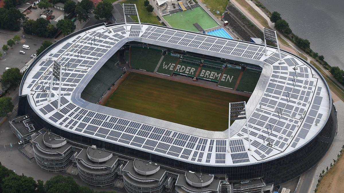 08:53 Spielt Werder seine Geisterspiele nicht in Bremen?
