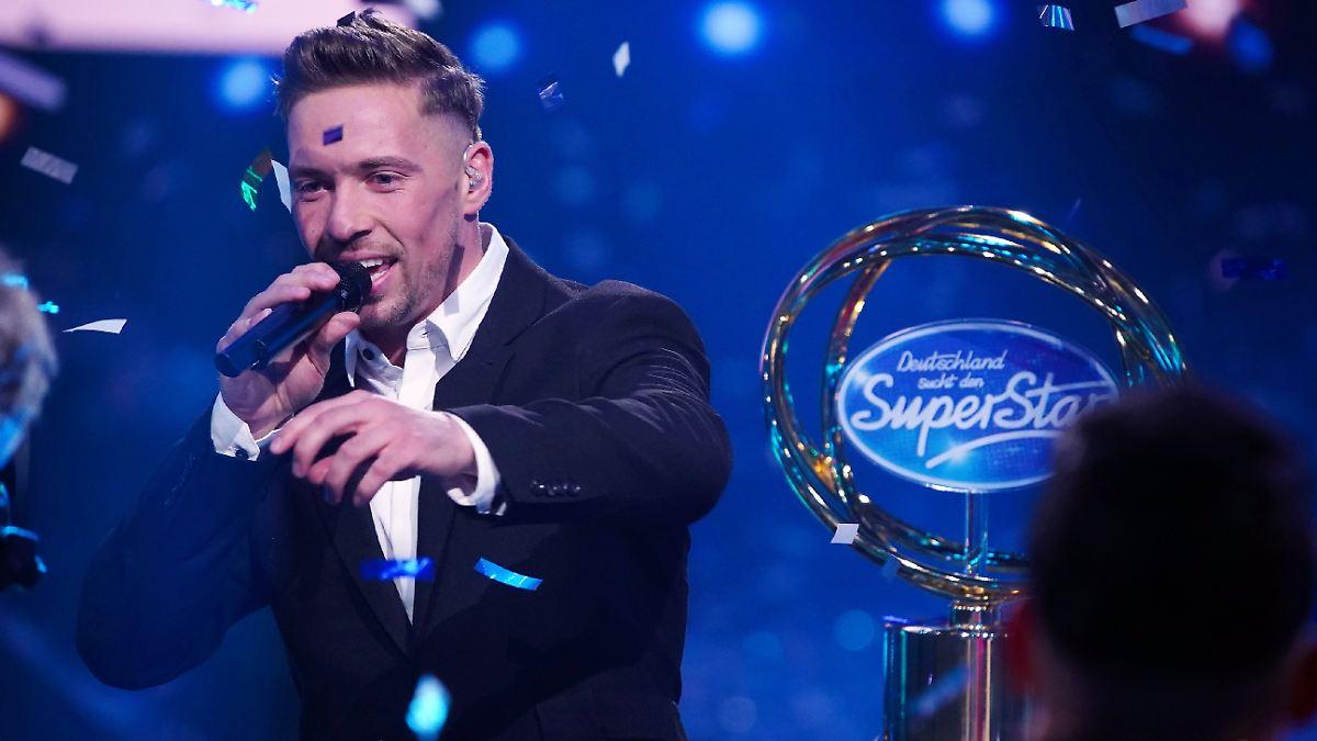 DSDS-Sieger Ramon erobert Platz 1