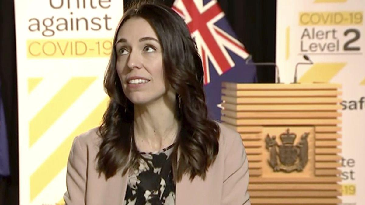 Neuseelands Premier nimmt Erdbeben locker