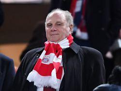 Flick toppt sogar Guardiola: Der FC Bayern lässt Uli Hoeneß groß träumen