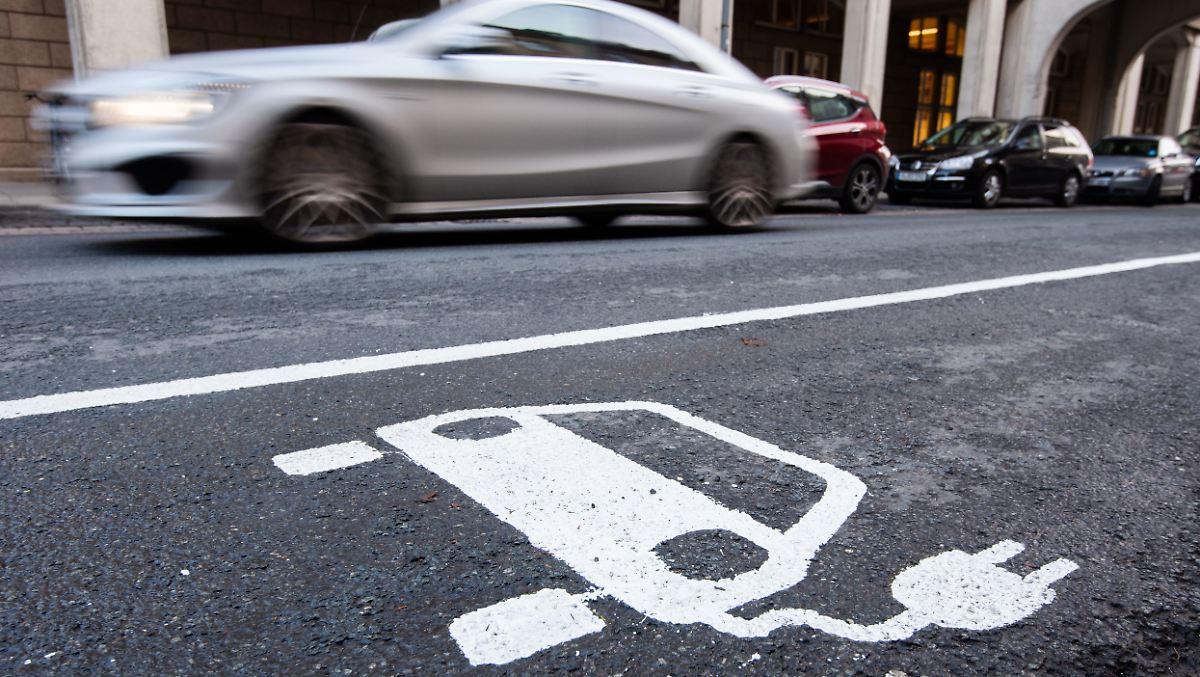 Kaufprämie gibt Elektroautos Schub