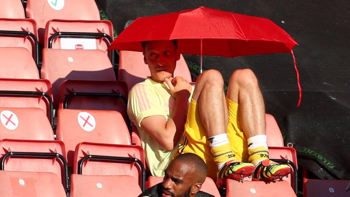 Mesut Özil wird beim FC Arsenal zum Rätsel