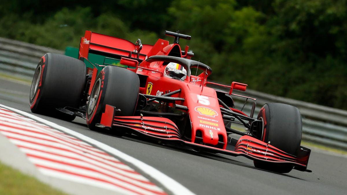 Ferrari kapituliert für zwei Jahre