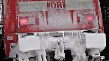 Winter in Deutschland: Schnee, dein Freund und Nerver
