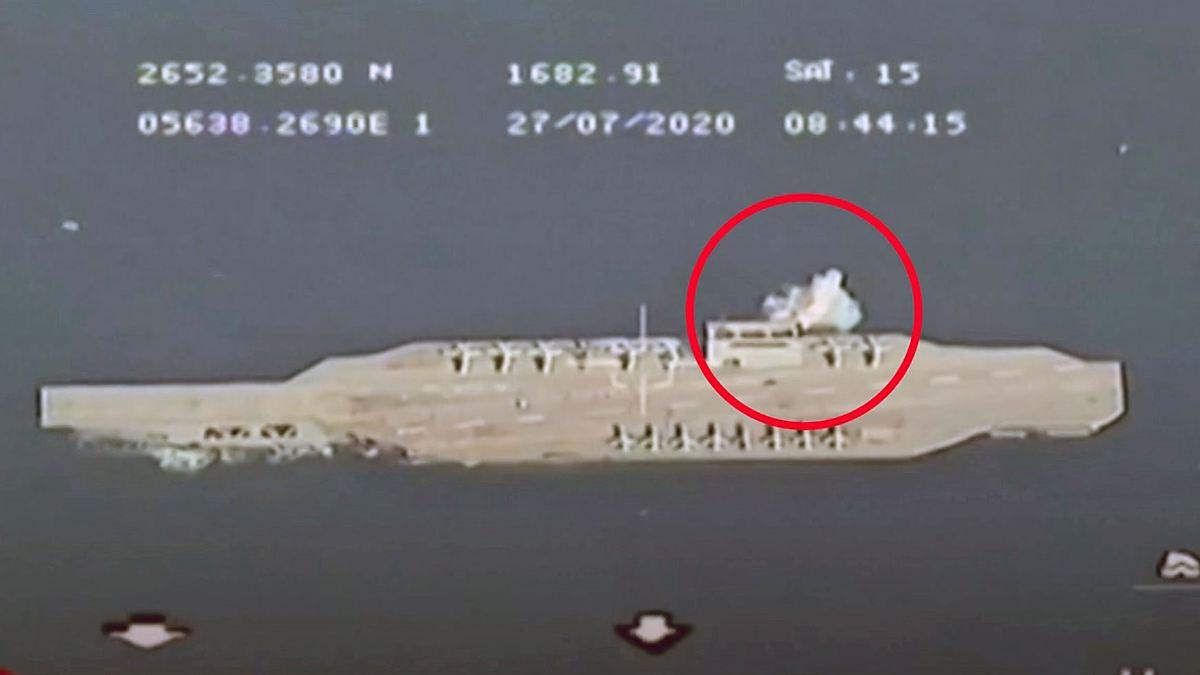 Irans Armee probt Angriff auf US-Flugzeugträger