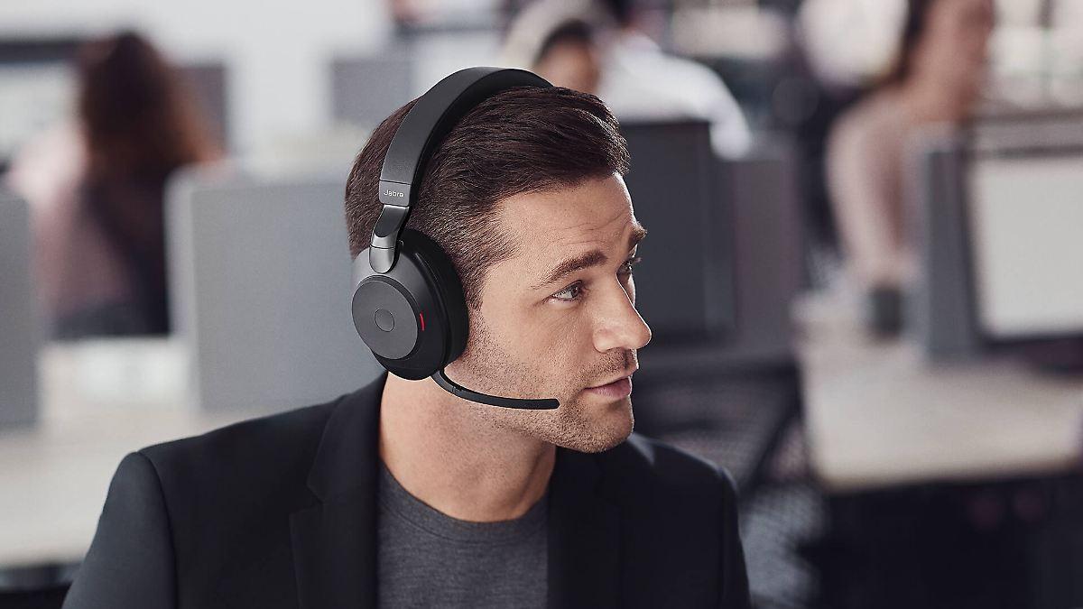 Jabra Evolve2 85 ist ein Luxus-Headset