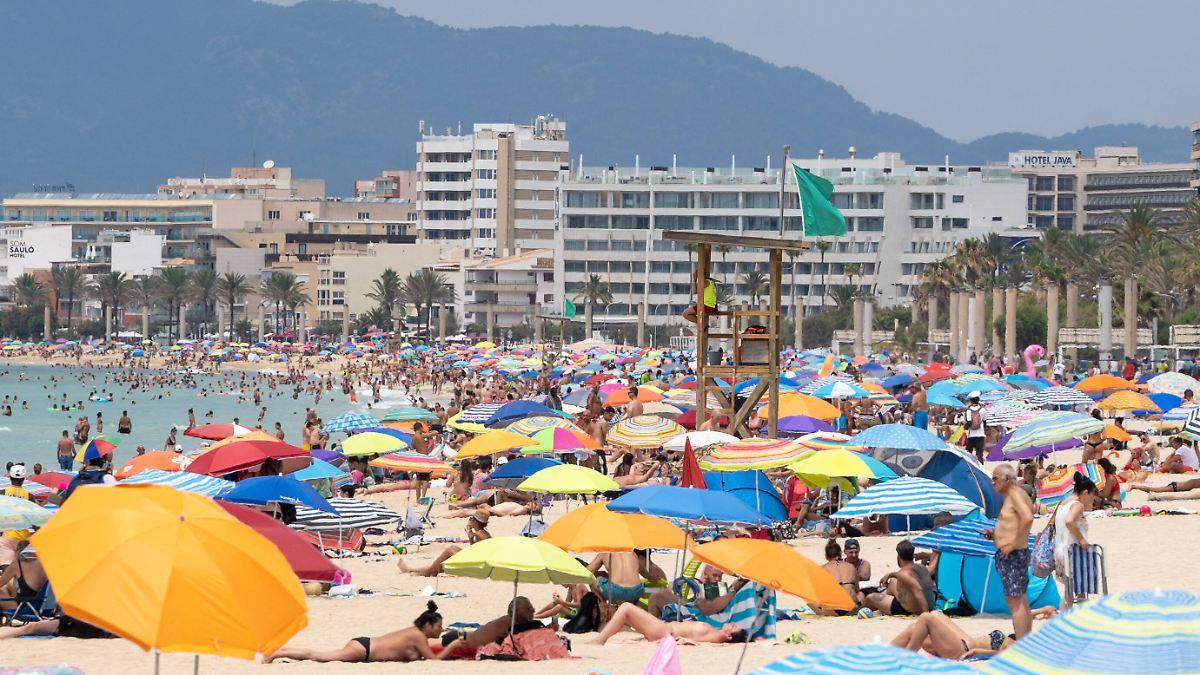 Reisewarnung unausweichlich?: Infektionsrate auf Mallorca steigt weiter an