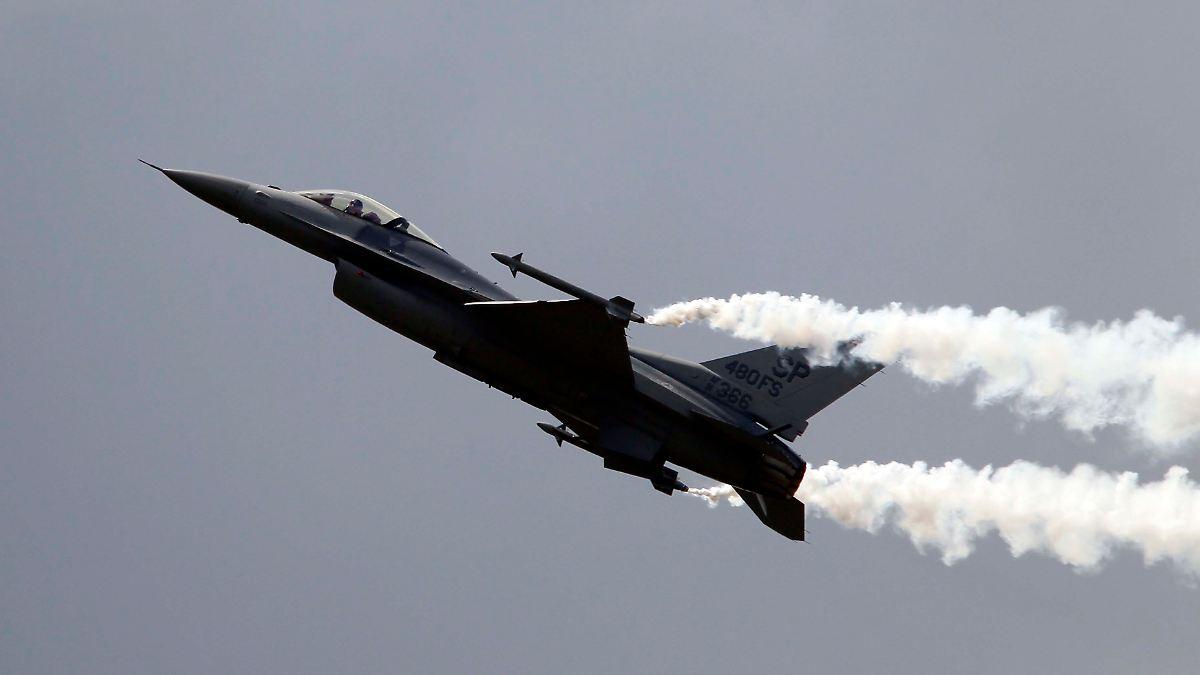 Taiwan rüstet Luftwaffe auf